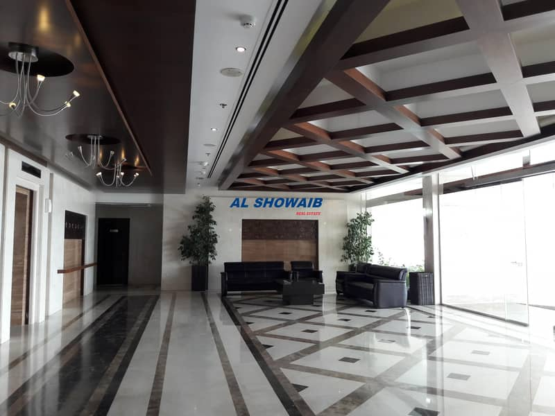 1 BHK |2 BATH| BALCONY |PARKING| POOL| GYM |DUBAI SILICON OASIS