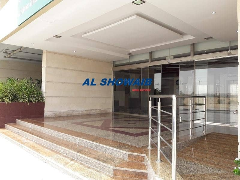 2 1 BHK |2 BATH| BALCONY |PARKING| POOL| GYM |DUBAI SILICON OASIS