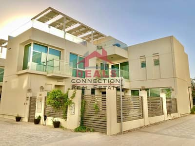 4 Bedroom Villa for Sale in The Sustainable City, Dubai - Restful family-friendly Community 4BR + Maid | Read Villa