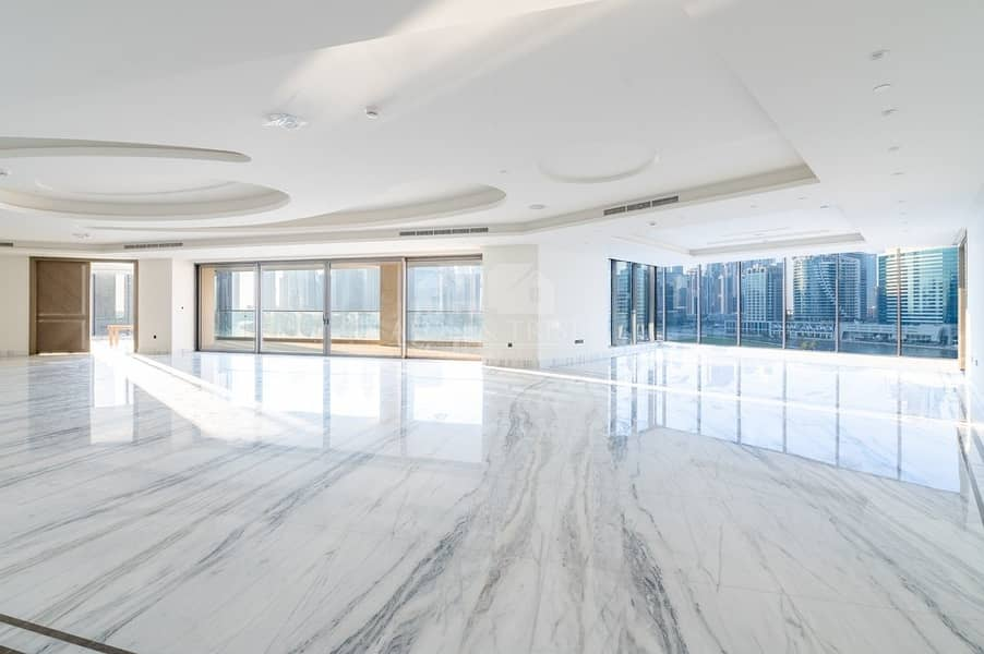 Most Exclusive Brand new 5 Bed Luxury Full Floor Penthouse
