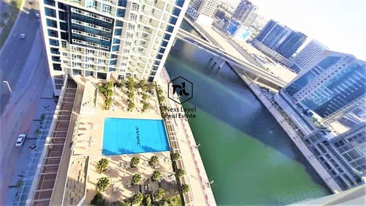 Studio for Rent in Business Bay, Dubai - 3666 per month fully furnished brand new studio with balcony and parking