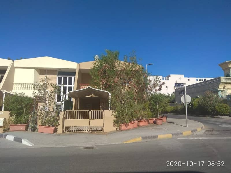 2 Bedroom Villa with Small pool in Al Khaledia Sharjah