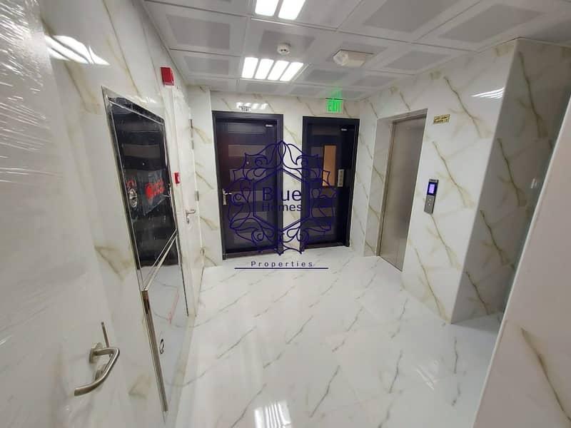 15 Brand new 1bhk in muwaileh sharjah area
