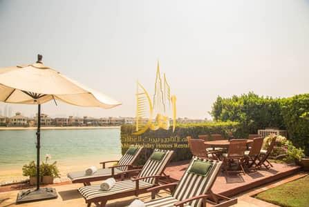 4 Bedroom Villa for Rent in Palm Jumeirah, Dubai - LUXURIOUS 4 BR VILLA| ATLANTIS VIEW | PRIVATE POOL & BEACH | PALM JUMEIRAH