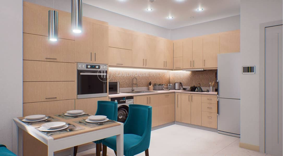 2 FULLY furnished 1 bed - ZERO commission