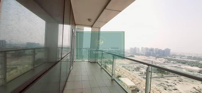 فلیٹ 3 غرف نوم للايجار في كابيتال سنتر، أبوظبي - 1 Month Free! Kitchen Appliances! Balcony! 3 Beds/Maid in AD One