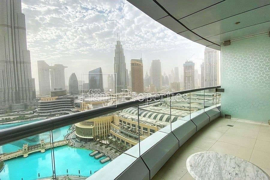 2 Panoramic Burj & Fountain View | All inclusive