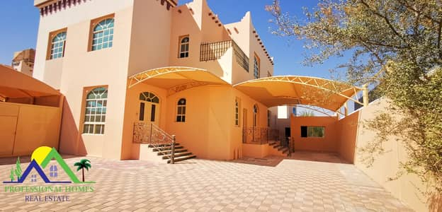 فیلا 5 غرف نوم للايجار في الهيلي، العین - Wow Amazing 5 BR Villa in Hili
