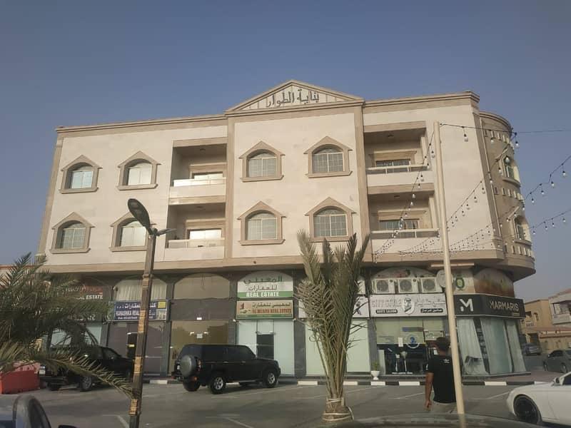 A building For Sale in Al Rawda