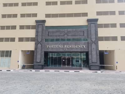 1 Bedroom Flat for Sale in Emirates City, Ajman - Brand-New One Bedroom Flat AED 190,000/- in Fortune Residence C1 Tower. . . !