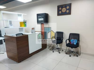 Office for Rent in Dubai Silicon Oasis, Dubai - Very Nice Furnished Office for Rent  in DSO