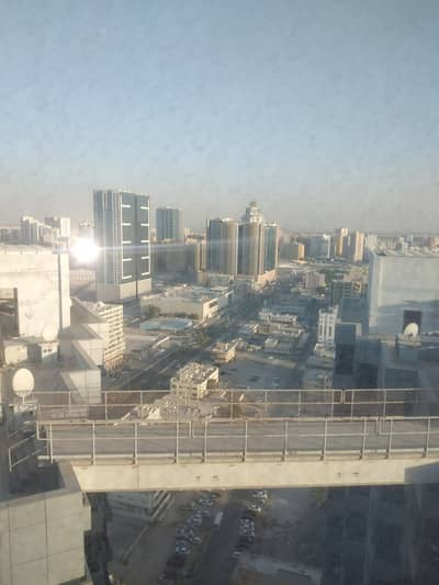 Office for Sale in Ajman Downtown, Ajman - SPACIOUS  OFFICE FOR SALE IN A COMMERCIAL TOWER