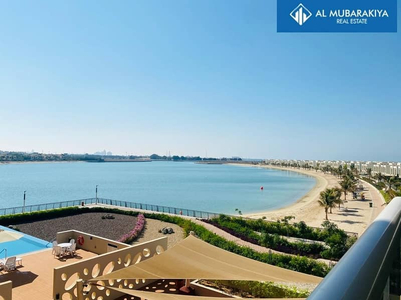 Brand New l Sea View l 2 BR Apartment for Rent