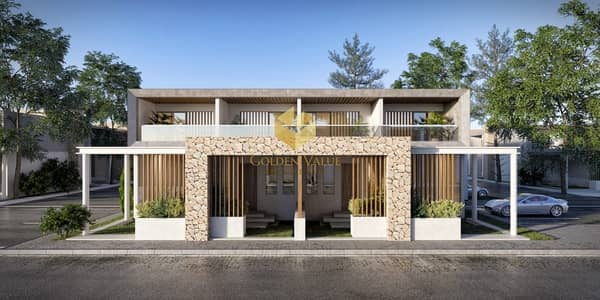 2 Bedroom Townhouse for Sale in Dubailand, Dubai - Now enjoy your new home - monthly plan - amazing community