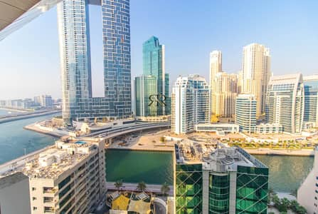 2 Bedroom Apartment for Rent in Dubai Marina, Dubai - Spacious 2 Bedrooms | Marina View | Well Maintained