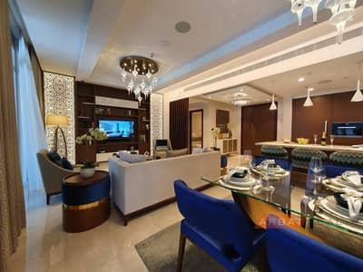 شقة 4 غرف نوم للبيع في وسط مدينة دبي، دبي - Spectacular view on BurjKhalifa