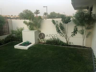 3 Bedroom Townhouse for Rent in Town Square, Dubai - Single Row | Landscaped | Big Plot | 3 BR