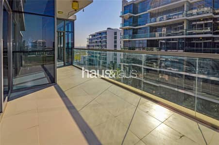 2 Bedroom Flat for Rent in DAMAC Hills (Akoya by DAMAC), Dubai - 2 Bedrooms + Maids| Golf Course Views|Huge Balcony