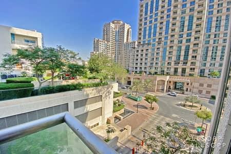 شقة 1 غرفة نوم للبيع في ذا فيوز، دبي - 1 BED | LOW FLOOR | FAIRWAYS | LARGE UNIT