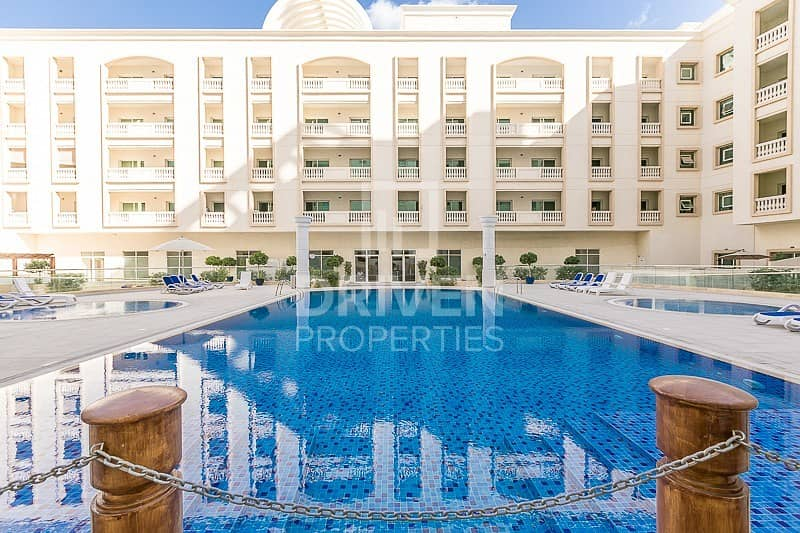 2 Spacious | 1 Bedroom Apartment | Pool View