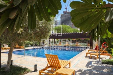شقة 1 غرفة نوم للايجار في المدينة القديمة، دبي - Best Community| Direct Mall And Fountains Acc