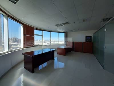 Office for Sale in Jumeirah Lake Towers (JLT), Dubai - Fully Fitted Furnished Office | VACANT | Low Floor