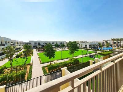 3 Bedroom Townhouse for Rent in Town Square, Dubai - Type 2   Backing on the Pool   Single row