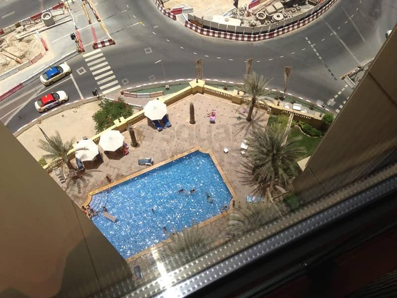 2 Fully Furnished 1 Bedroom | Partial Sea | Vacant