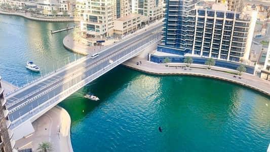 1 Bedroom Flat for Rent in Dubai Marina, Dubai - Full Marina View | 1 Bedroom | Fully Furnished