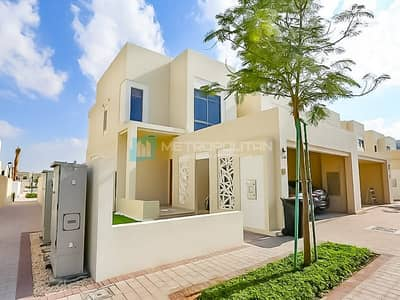 4 Bedroom Townhouse for Sale in Town Square, Dubai - Corner Unit| Modern 4 Bed Townhouse| Close to Park