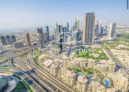 فلیٹ 4 غرف نوم للايجار في وسط مدينة دبي، دبي - 4 Beds Sky Collection | Corner Unit | Address BLVD