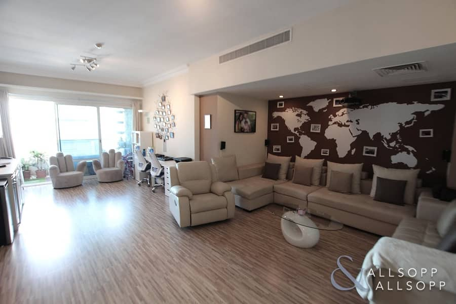 2 3 Bedroom + Maid | Unfurnished | Upgraded