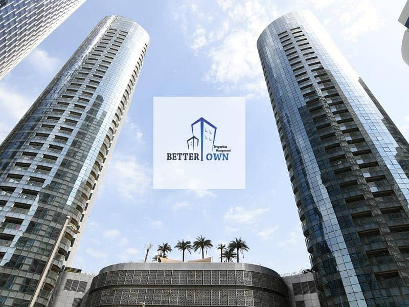 Spacious 1 BHK | with a partial sea view