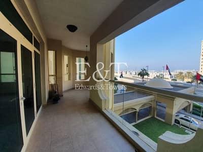 شقة 2 غرفة نوم للايجار في نخلة جميرا، دبي - Best priced 2 bedroom | Partial Sea View | PJ