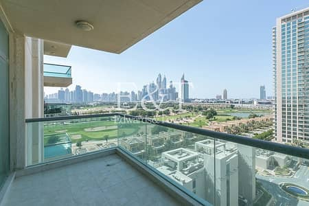 5.5% ROI | One Bed with Full Golf Course View
