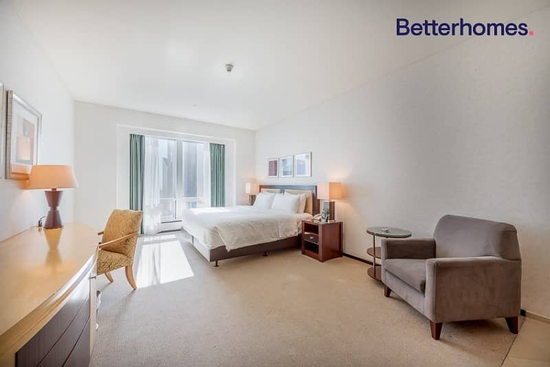 FURNISHED   ALL INCLUSIVE   BURJ VIEW