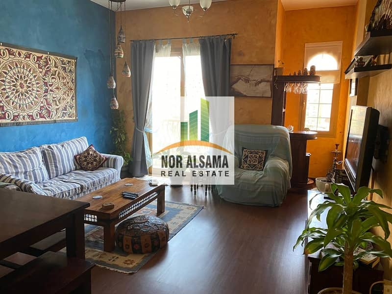 DISTRESS DEAL RENTED ONE BHK IN SPAIN CLUSTER WITH BIG BALCONY JUST IN 320000K
