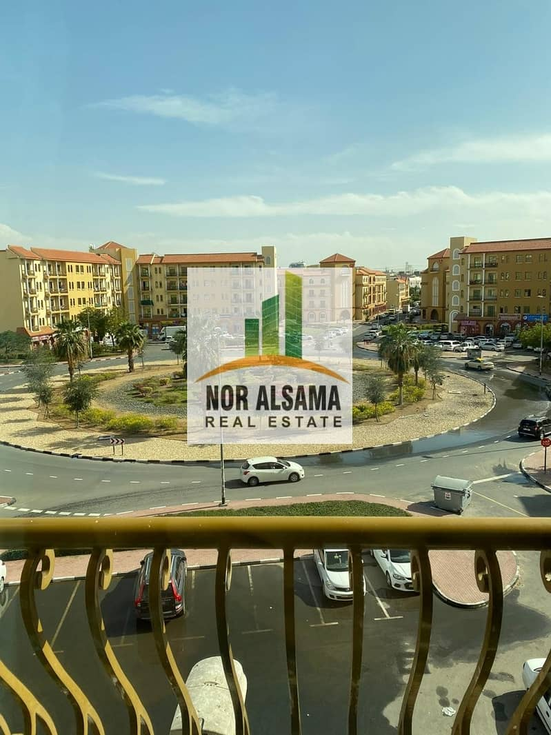 7 DISTRESS DEAL RENTED ONE BHK IN SPAIN CLUSTER WITH BIG BALCONY JUST IN 320000K