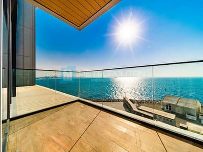 Full Sea View | Luxury  Living |4 Beds Apt| Vacant