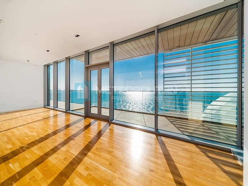 2 Full Sea View | Luxury  Living |4 Beds Apt| Vacant
