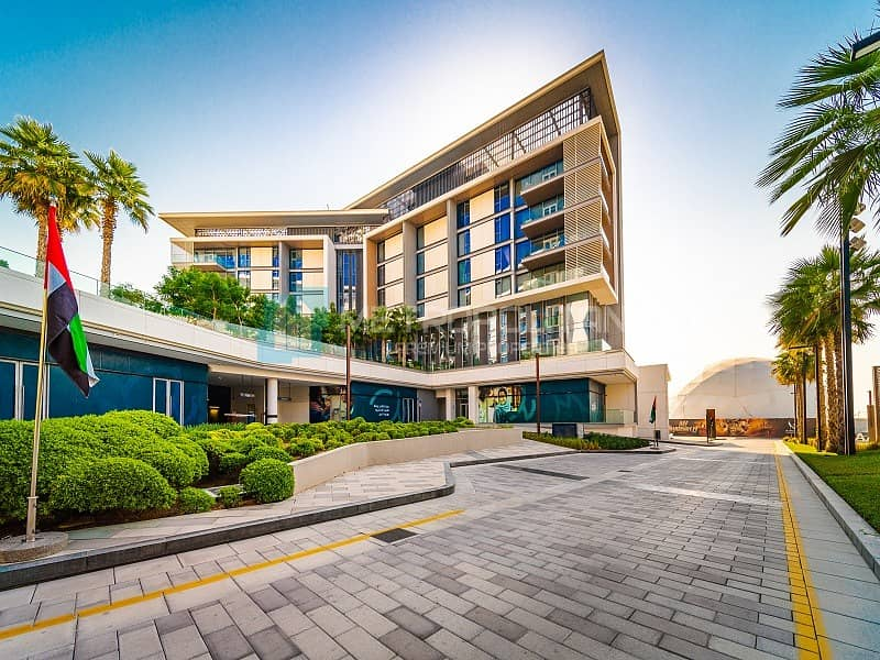 15 Full Sea View | Luxury  Living |4 Beds Apt| Vacant