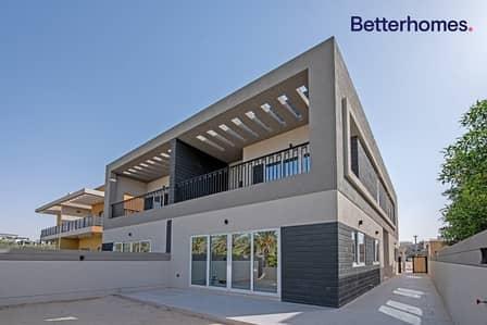 فیلا 3 غرف نوم للايجار في قرية جميرا الدائرية، دبي - Brand New I Bespoke Villa I Garden View