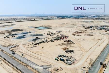 Plot for Sale in Nad Al Sheba, Dubai - Plot for 2 Villas   No Service Charge   G+1