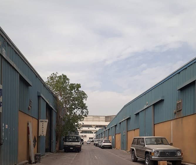 2 DIRECT FROM OWNER - Commercial WAREHOUSE - No Commision