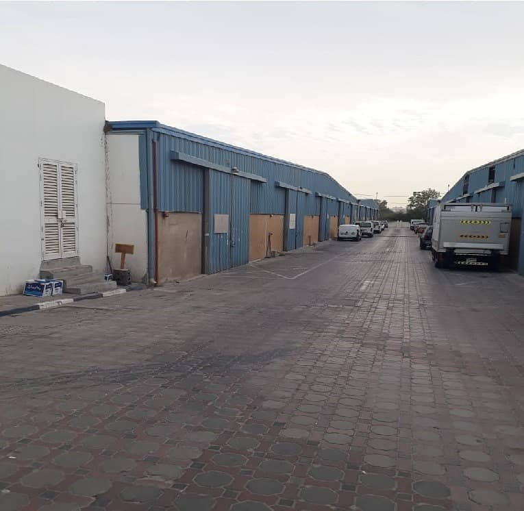 9 DIRECT FROM OWNER - Commercial WAREHOUSE - No Commision