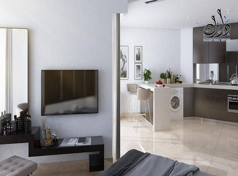 20 Hotel apartments for sale with a 10% down payment