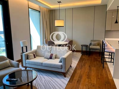 1 Bedroom Apartment for Rent in Bluewaters Island, Dubai - Luxury Furnished 1 Br | Bills Included | Sea View
