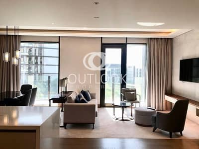 3 Bedroom Flat for Rent in Bluewaters Island, Dubai - Luxury Furnished 3 Br | Bills Included | Sea View