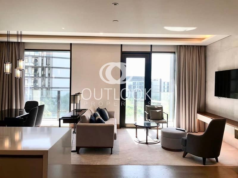 Luxury Furnished 3 Br | Bills Included | Sea View