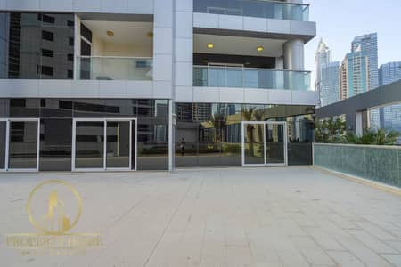 1 Bedroom Apartment for Rent in Dubai Marina, Dubai - Exclusive 1BD| Spacious Barbeque Area| Vacant